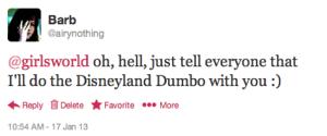Dumbo Tweet 2